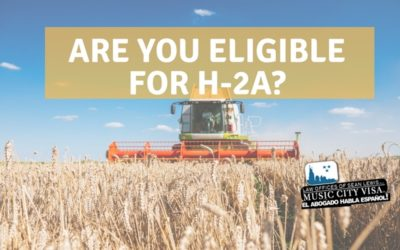 Am I Eligible for a Temporary Agricultural Worker Visa?