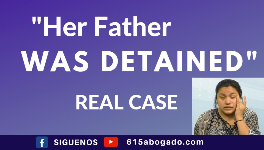 Detention case – inmigration attorney sean lewis