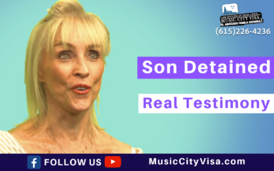 Real Testimony: My Son was detained.