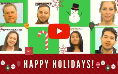 Happy Holidays from Immigration Attorney Sean Lewis and Team